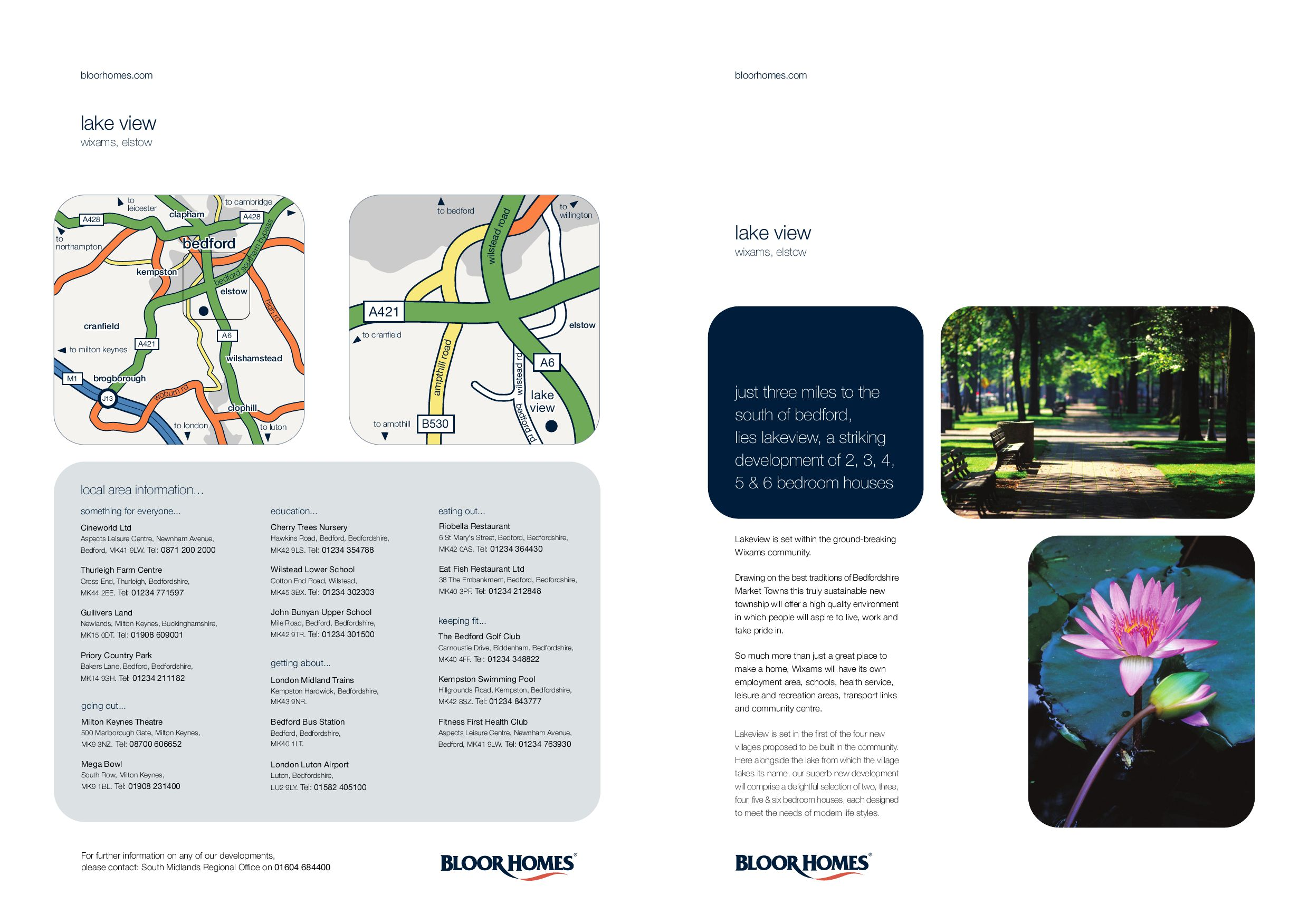 Lake View by Bloor Homes by NewHomesForSale.co.uk - issuu