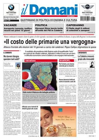 il domani by T P Editori il Domani - issuu 6f58b75c0c2d