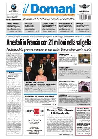 il domani by T P Editori il Domani - issuu c665cc5b5de