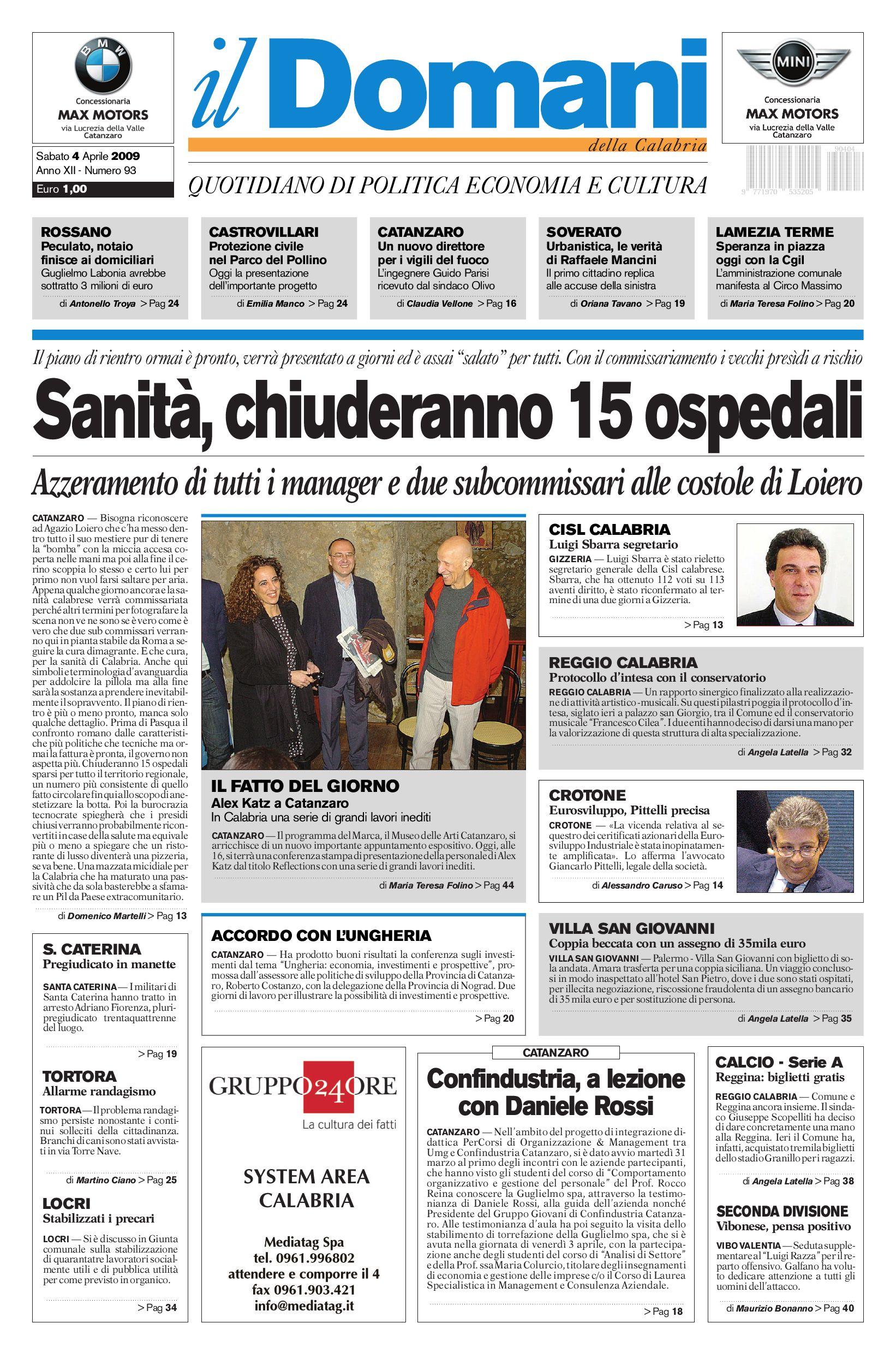 12859610ab17f8 il domani by T&P Editori il Domani - issuu