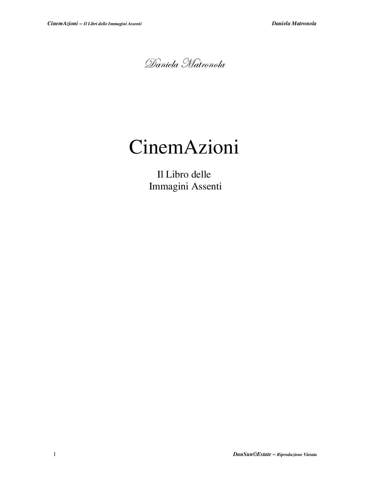 CinemAzioni by Daniela Matronola - issuu 9d3a3b6a88b6