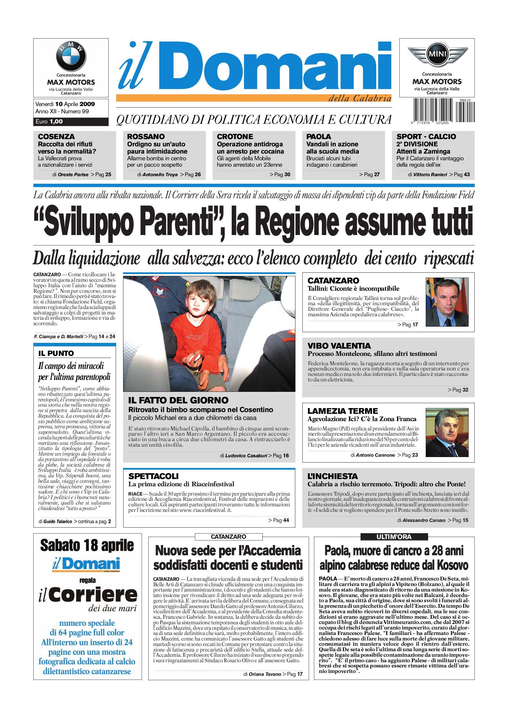af72d34f6e il domani by T&P Editori il Domani - issuu