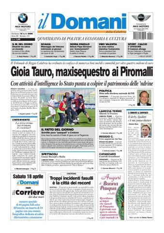 il domani by T P Editori il Domani - issuu 4b152c776a5