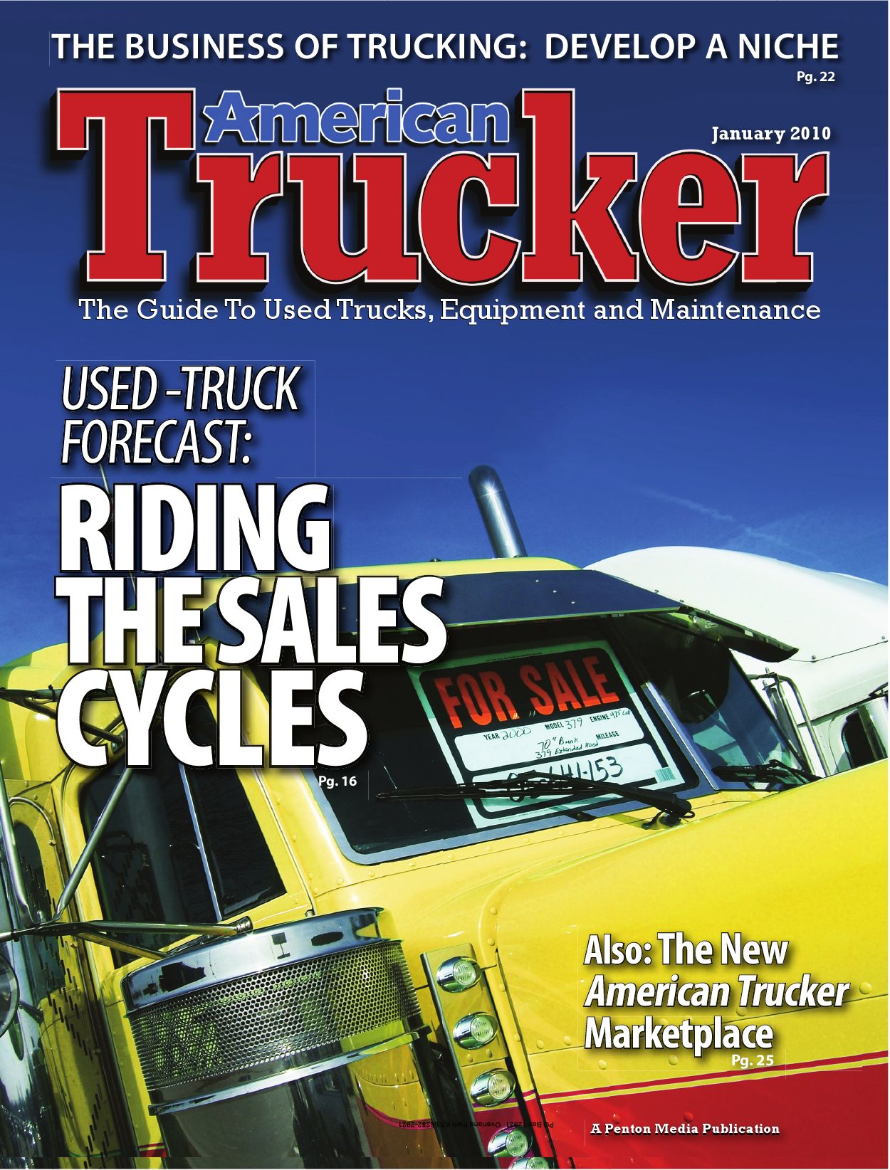 American Trucker Janruary West by American Trucker - issuu