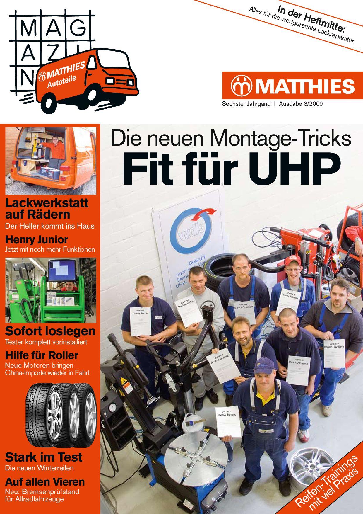 Matthies Magazin Ausgabe 03 2009 By Bernd Brackmann Issuu