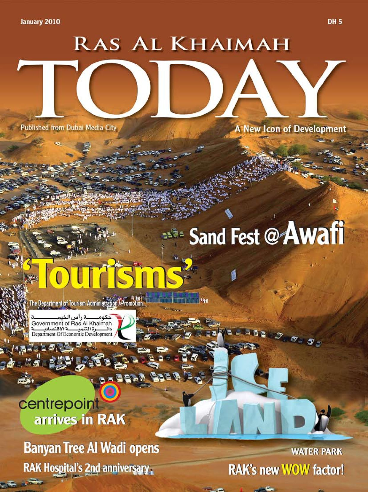 RAK TODAY Jan 2010 by Sterling Publications - issuu