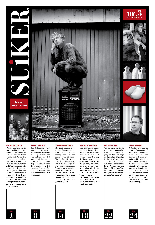 b810a9a67b99b3 Suiker 3 by Suikerkrant - issuu