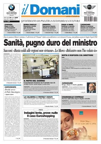 il domani.it by T P Editori il Domani - issuu 8a352178636a