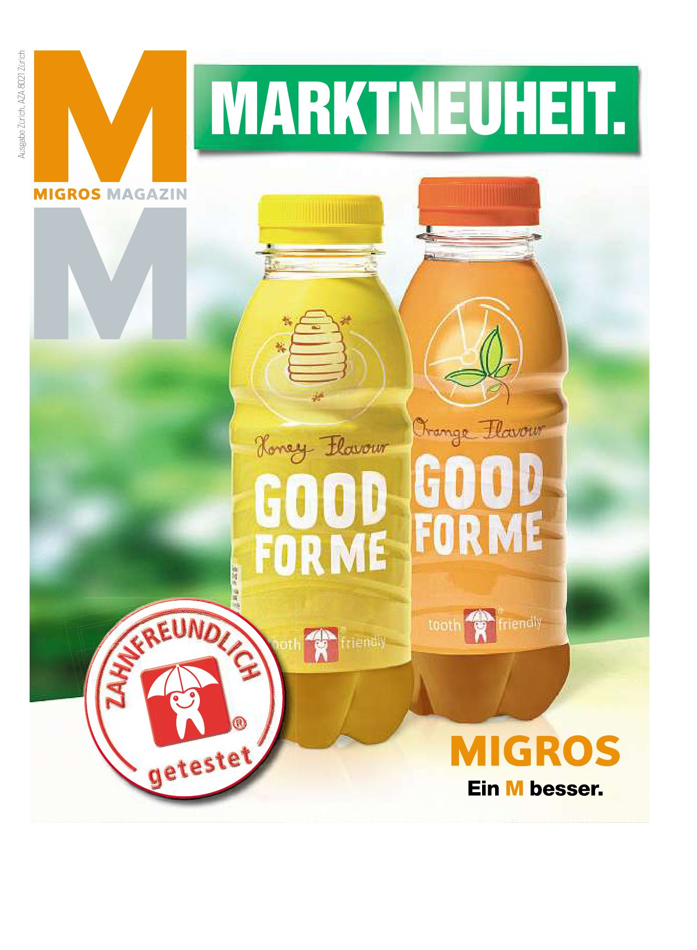 Migros Magazin 44 2009 d VS by Migros-Genossenschafts-Bund - issuu