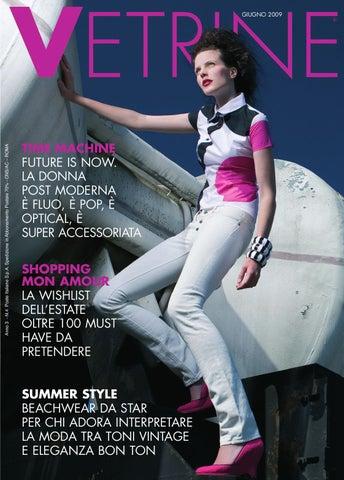 Vetrine 33 Giugno 2009 by VETRINE - issuu a6aeb82428f