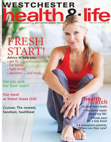Westchester Health & Life February 2010 by Wainscot Media