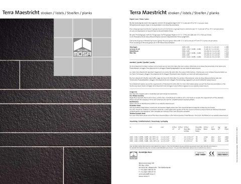Terra Maestricht Tegels : Terra maestricht stroken by robert roosmalen van issuu
