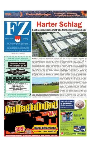 Fränkische Zeitung von 13 01 2010 by Nordbayerischer Kurier GmbH