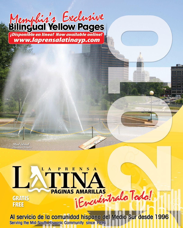 La Prensa Latina Biingual Yellow Pages - 2010 Edition by La Prensa ...