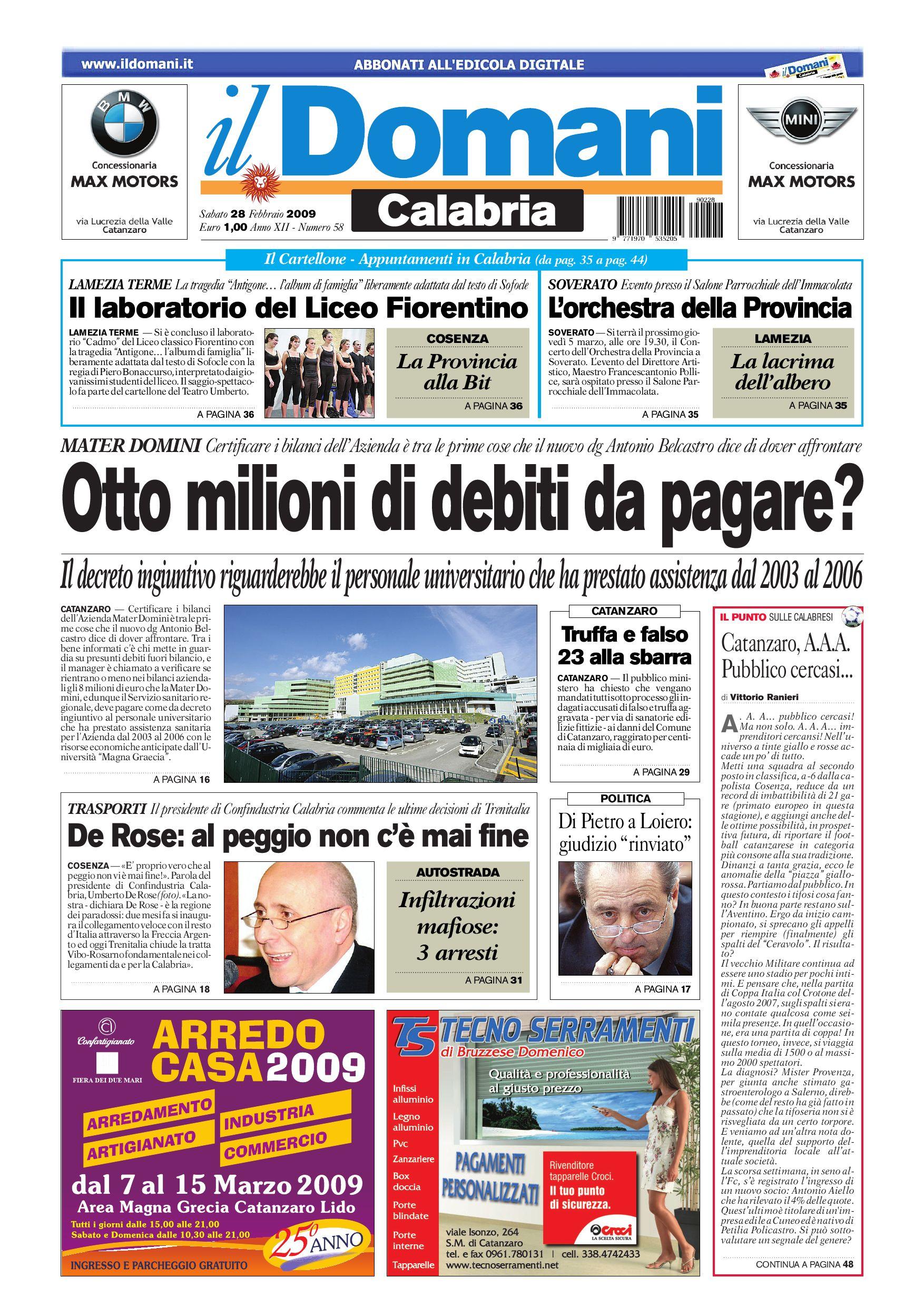 40b5c704234b il domani by T&P Editori il Domani - issuu