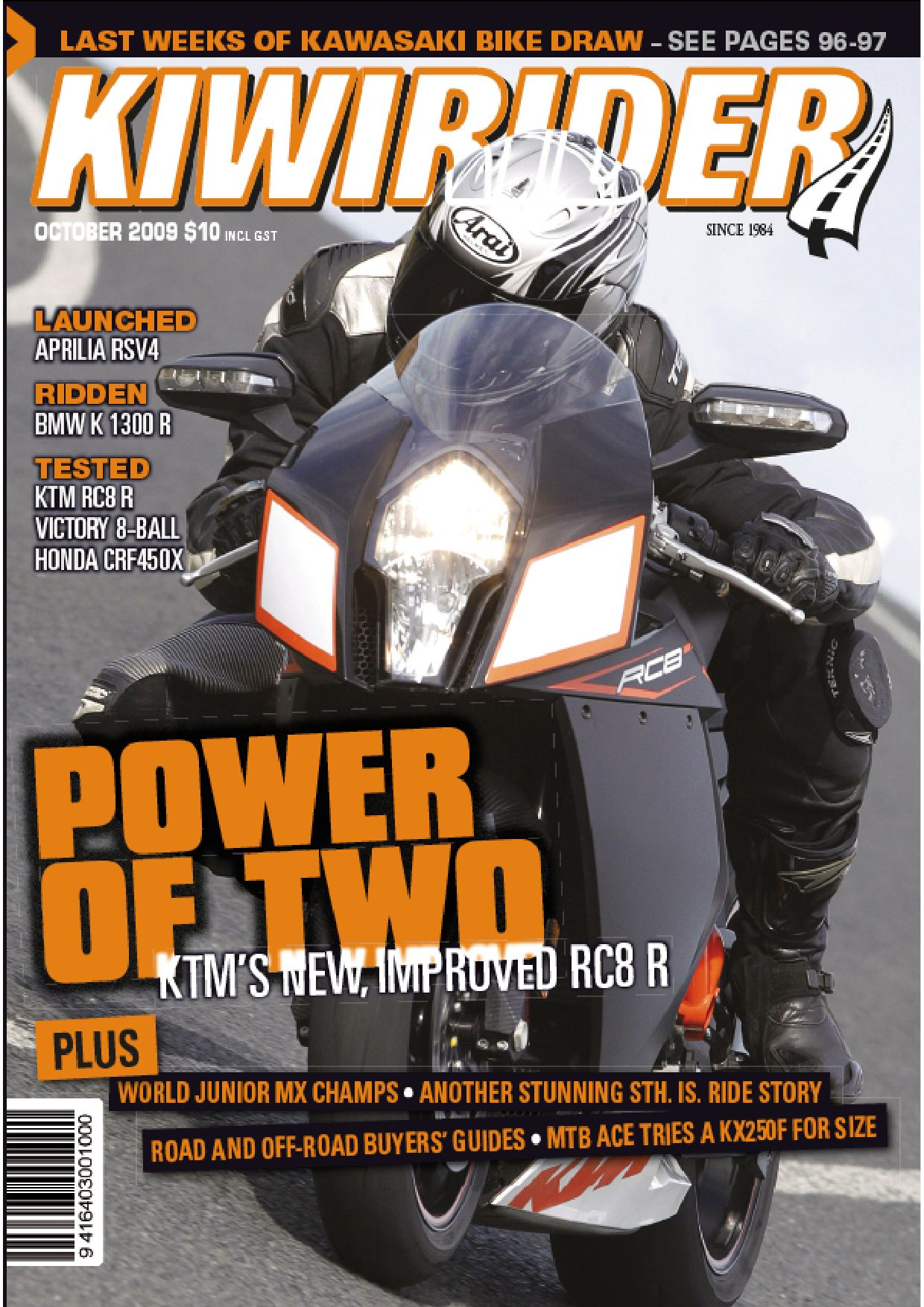 Kiwirider October 09 By Kiwi Rider Magazine Issuu