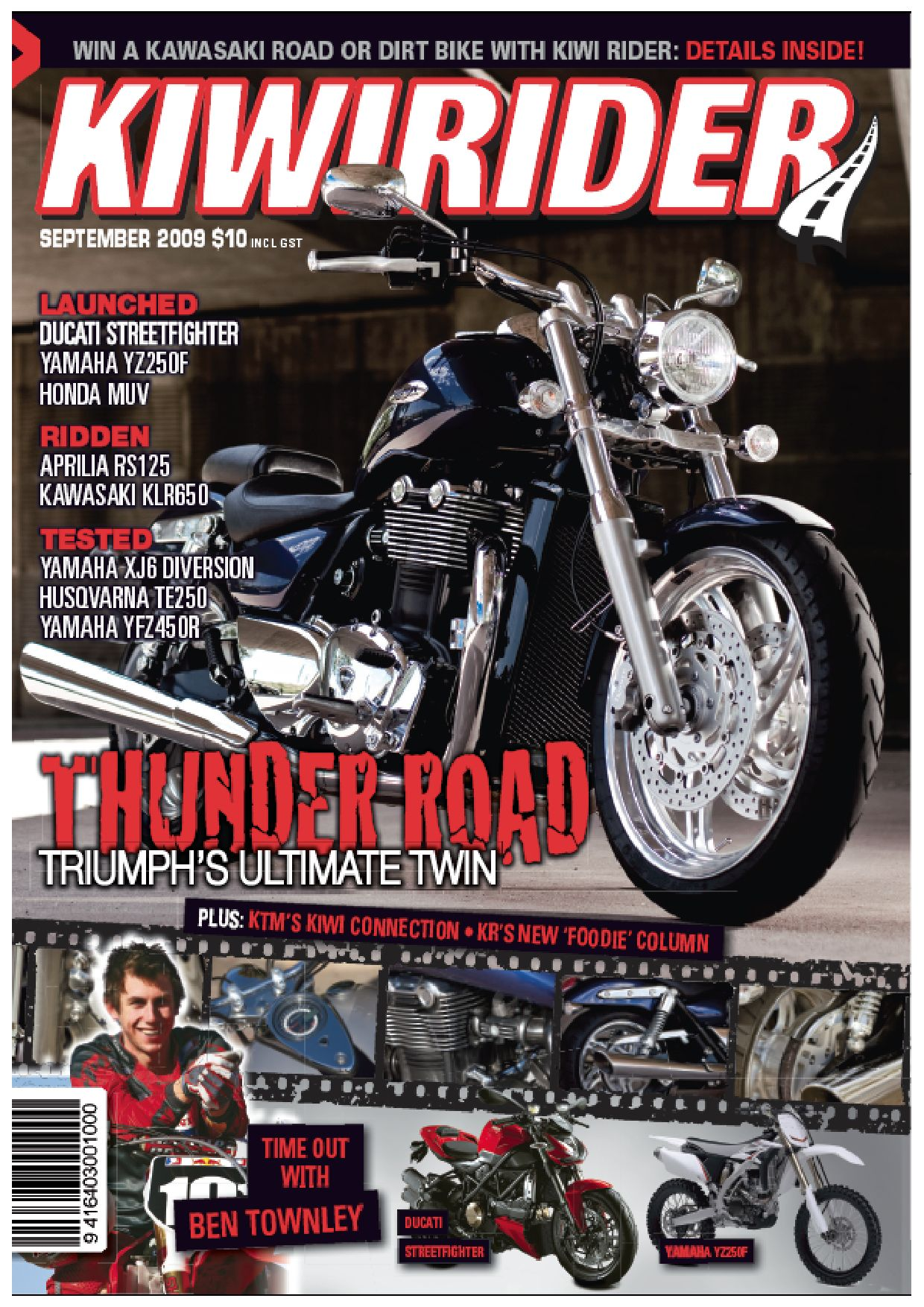 KIWIRIDER July 2009 By KIWI RIDER MAGAZINE   Issuu