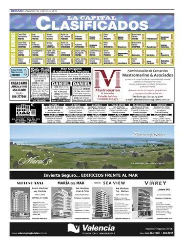 d8460b5d474b9 Clasificados del sabado 23 de enero by Diario La Capital - issuu
