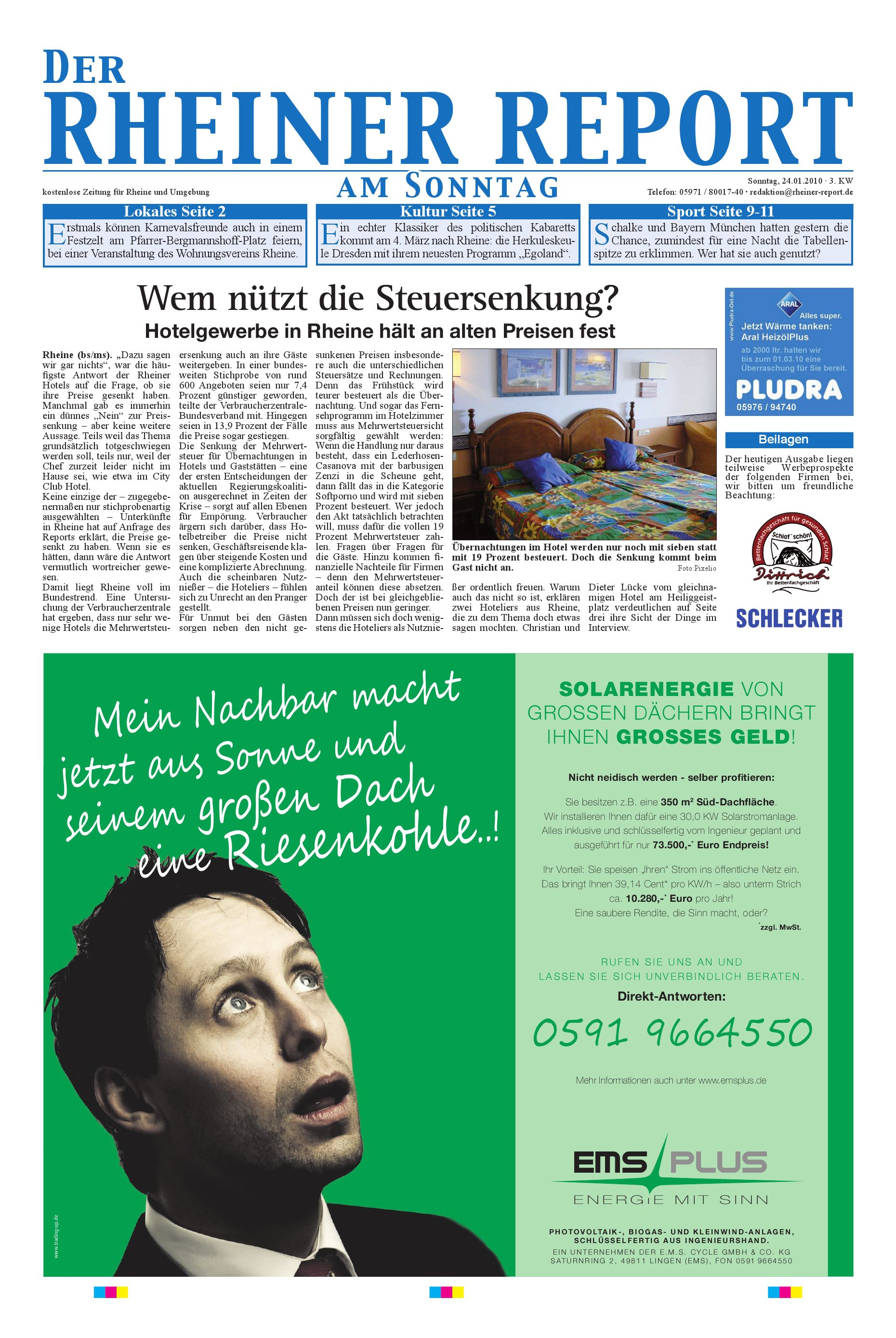 KW 03 by Rheiner Report GmbH - issuu