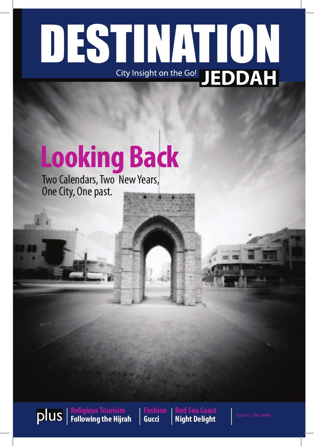 Destination Jeddah December Issue by Rumman