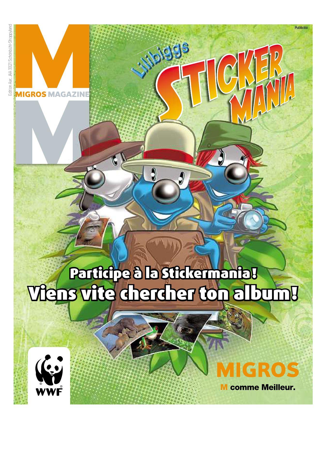 20 pochettes 100 Stickers PANINI Wiesbaden collectionne Wiesbaden-Album