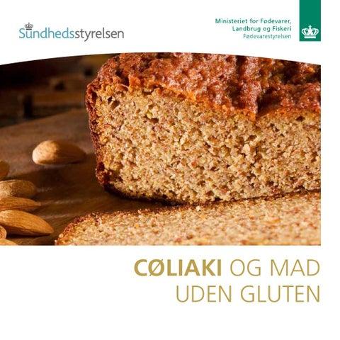 fødevare med gluten