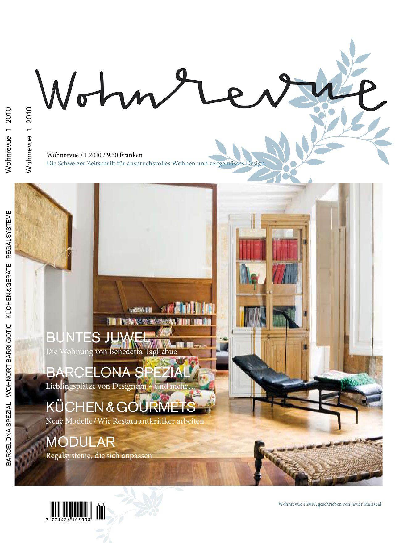 Wohnrevue 01 2010 by Boll Verlag - issuu
