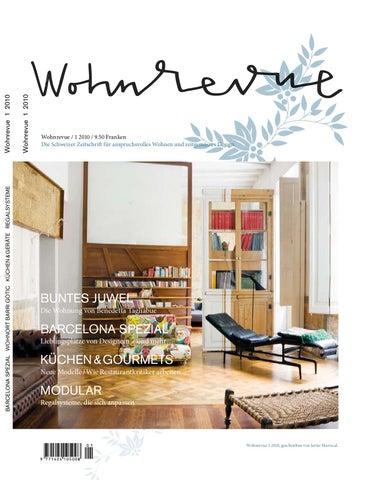 Wohnrevue 01 2010 By Boll Verlag   Issuu