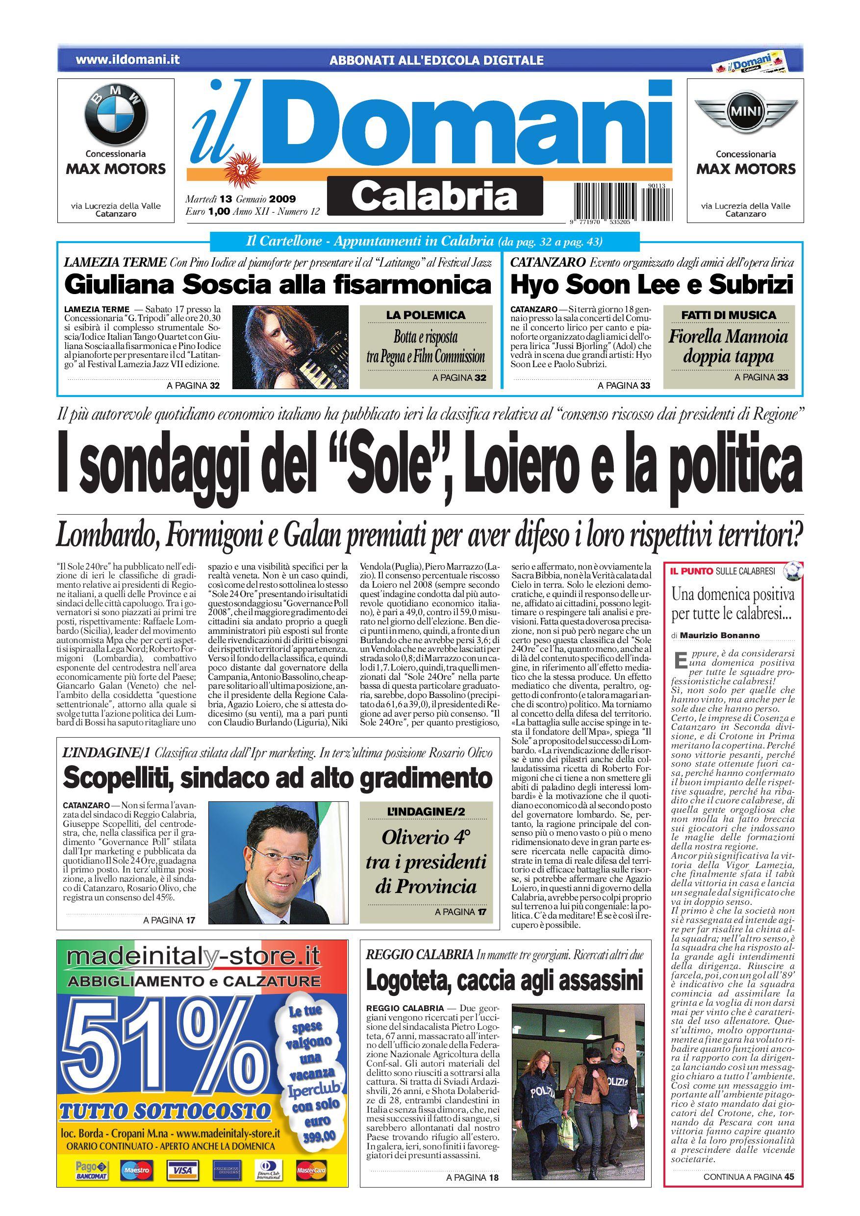af1db2c9085137 il domani by T&P Editori il Domani - issuu