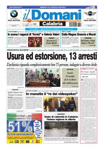 il domani by T P Editori il Domani - issuu 4c50de7dc0f