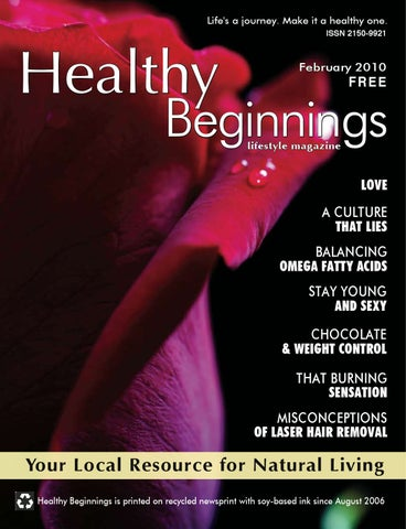 February 2010 Hb Mag By Healthy Beginnings Magazine Issuu