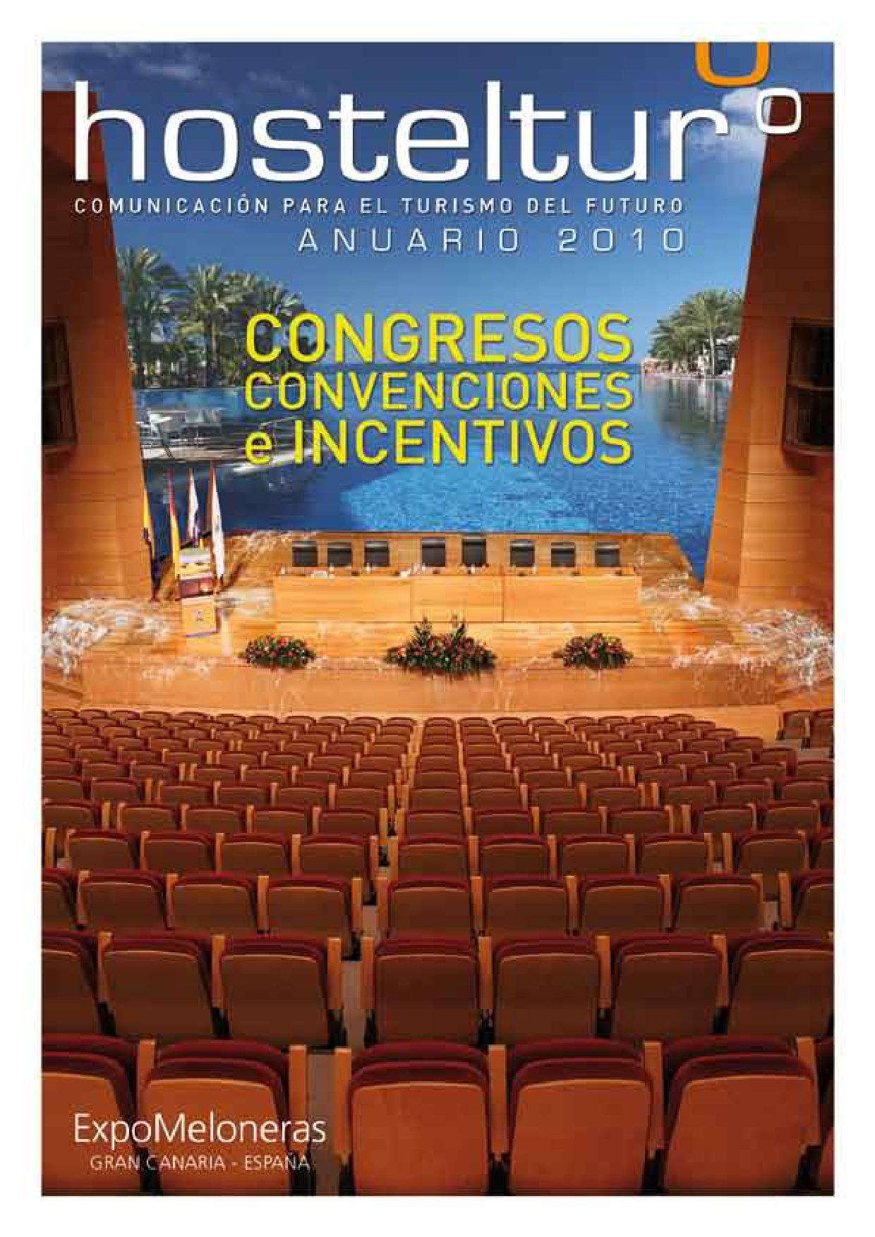 Especial Congresos Hosteltur 2010 By Hosteltur 2010 Issuu