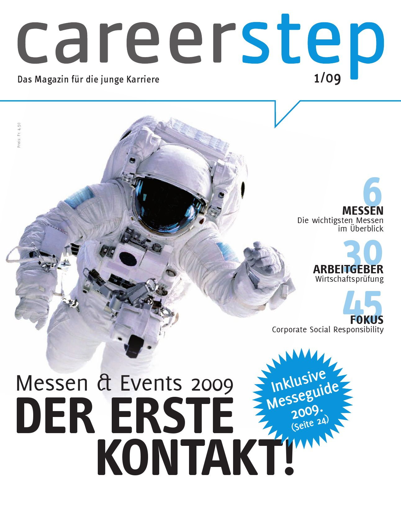 Careerstep 01/09 by Universum - issuu