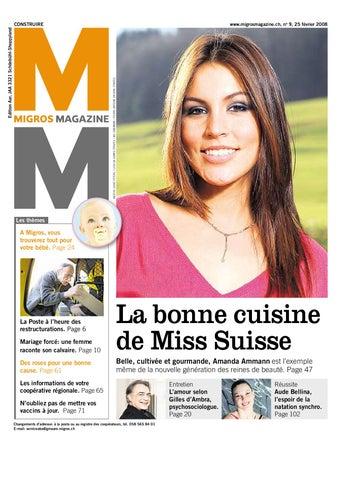 Migros Magazin 9 2008 f NE by Migros-Genossenschafts-Bund - issuu 9211c8d831b