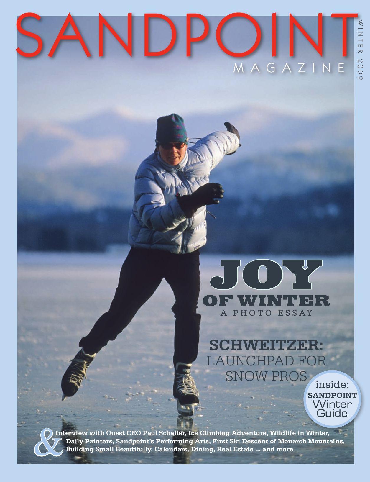 Sandpoint Magazine Winter 2009 by Keokee    media + marketing - issuu b54e7474486