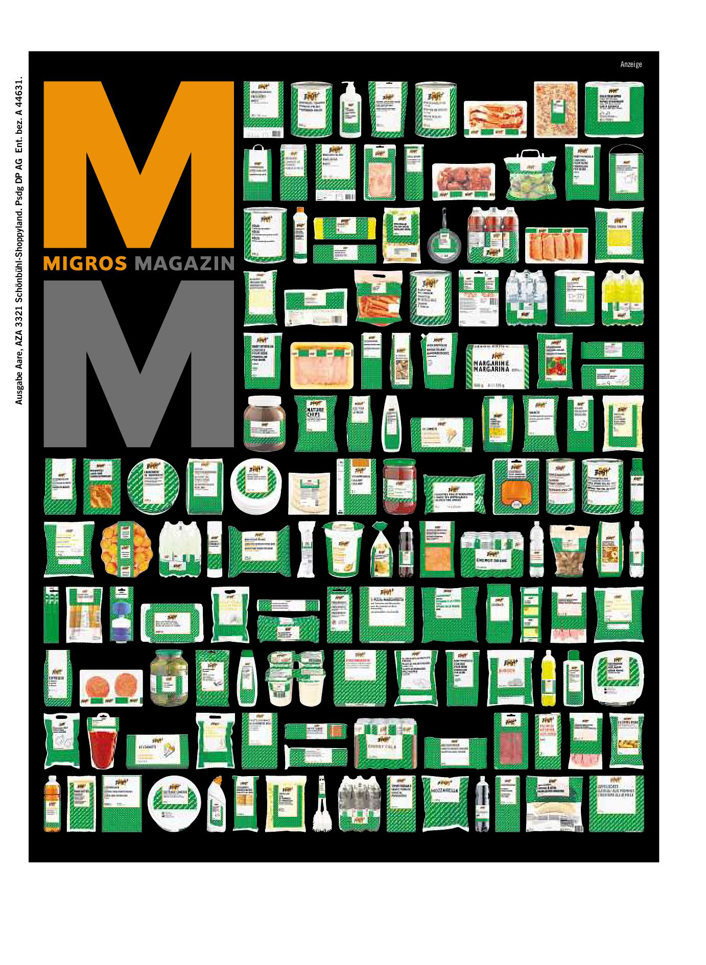 Migros Magazin 21 2008 D Aa By Migros Genossenschafts Bund Issuu
