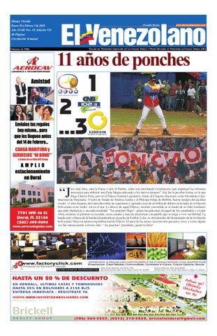 f72e072f0b miami_28_feb_2010 by Grupo Editorial El Venezolano - issuu