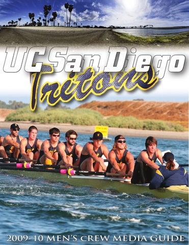2009-10 UC San Diego Men's Crew Media Guide by Scott