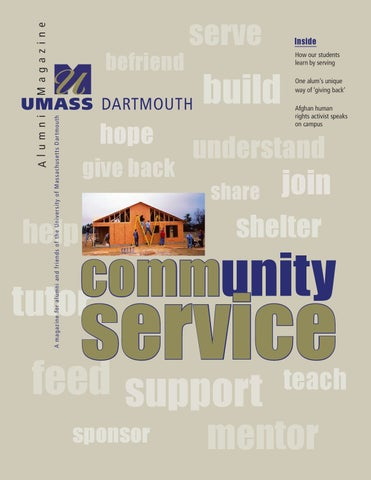 Umass dartmouth magazine spring 05 by umass dartmouth issuu page 1 fandeluxe Image collections
