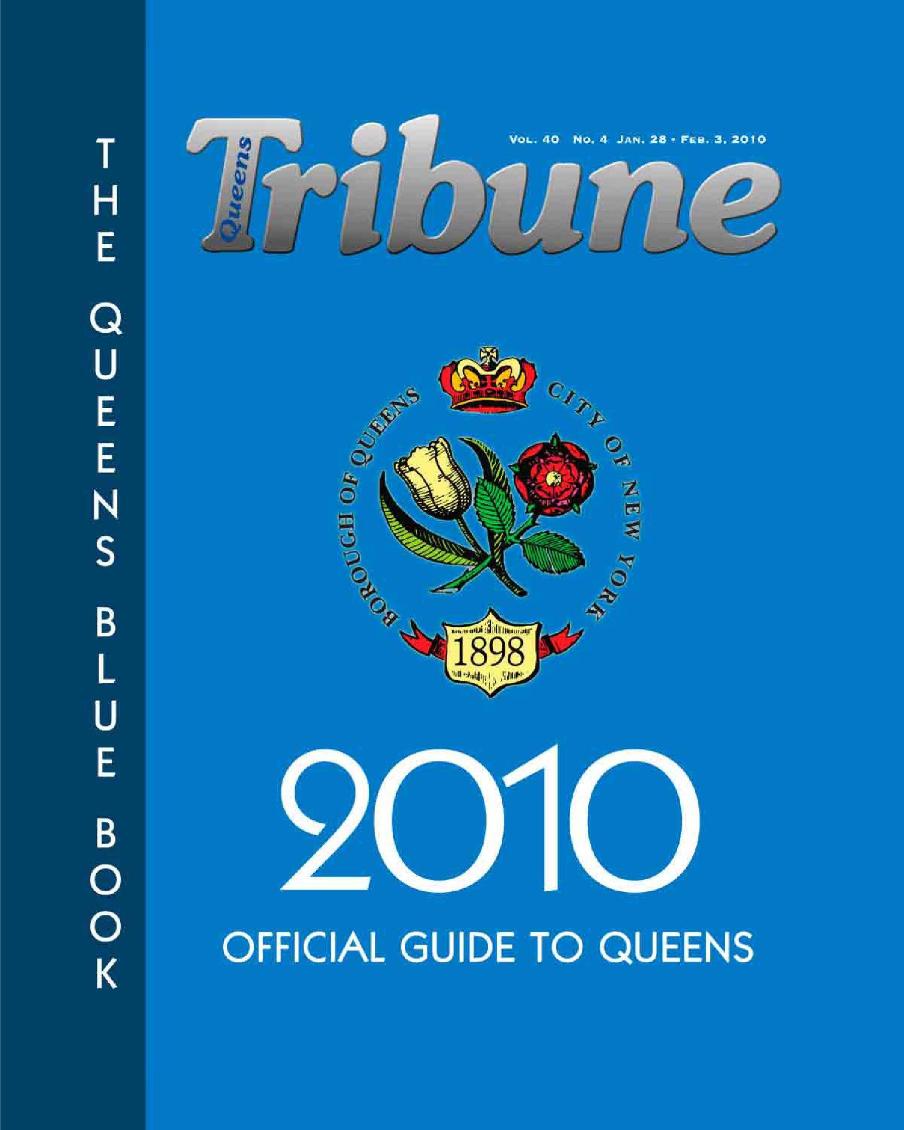 Queens Tribune by Michael Nussbaum - issuu