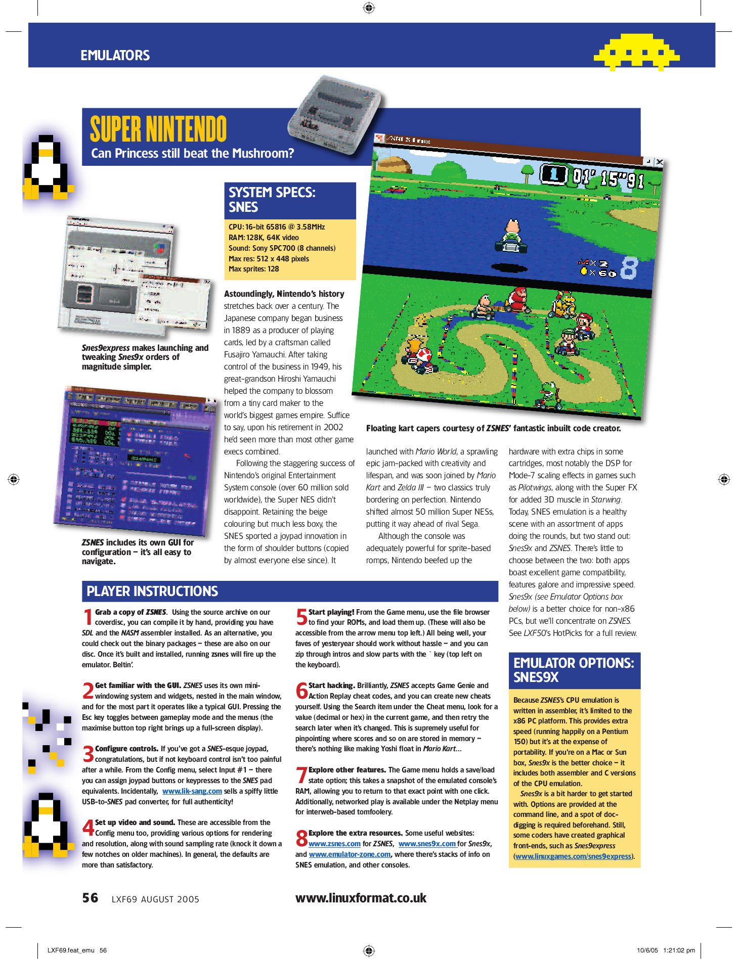 Linux Format 69 feat_emu by Herbert de Carvalho - issuu