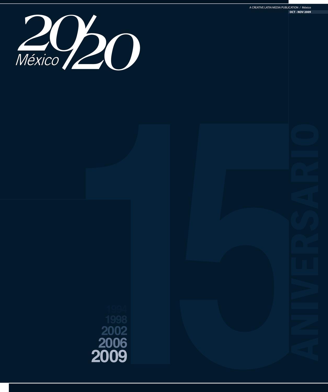 7f4ae0f808e42 20 20 Profesional México. Edición Octubre-Noviembre 2009 by Creative Latin  Media LLC - issuu
