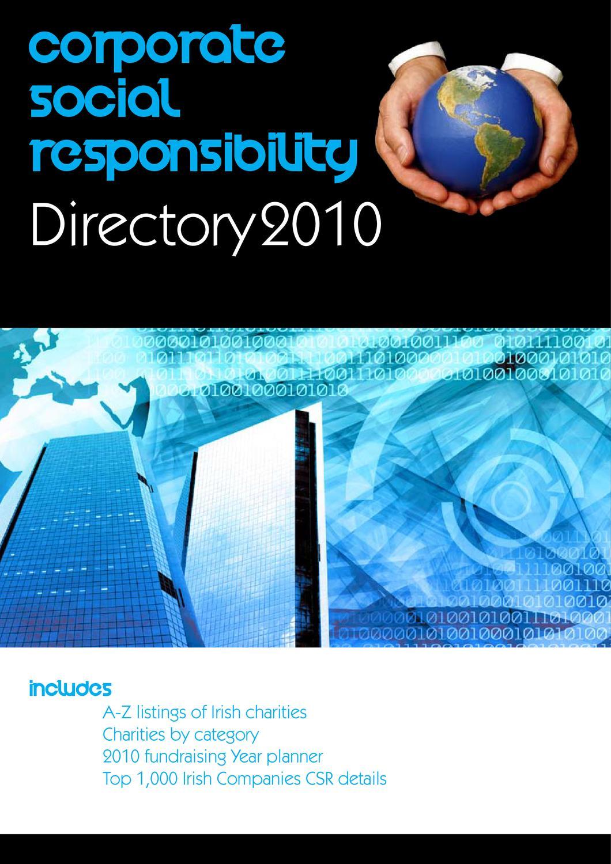 CSR directory by greg o sullivan - issuu