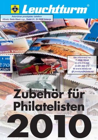 Alben Plus Neueste Kollektion Von Deutsche Post Ohne Kassette 13 Ring Mechanik Blauer Ringbinder