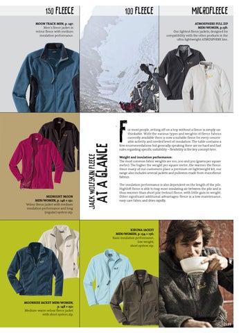 Jack Wolfskin Catalogue Autumn Winter 2012 GB