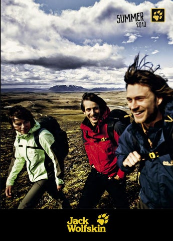 53834374d18c2a Catalogue 2010 Spring/Summer by Jack Wolfskin - issuu