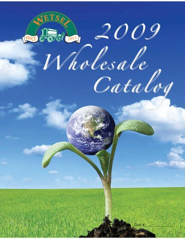 Wetsel Catalog by Bill Clarke - issuu