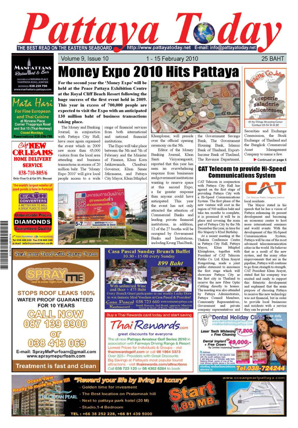 8822a1239fee3 Pattaya Today Volume 9 Issue 10 by Pattaya Today - issuu