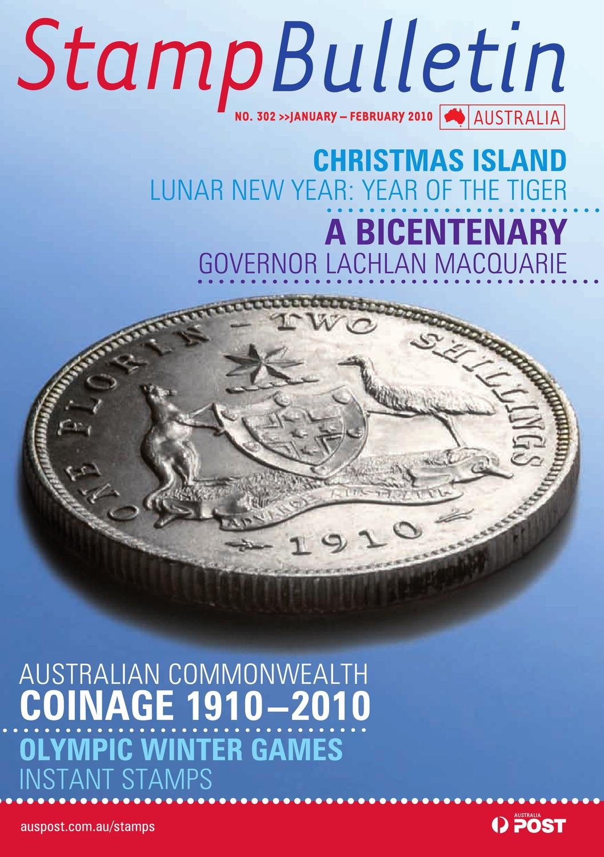 ANDA SHOW 2010 Australian Lunar Series II Year of the TIGER Coloured 2oz Coin