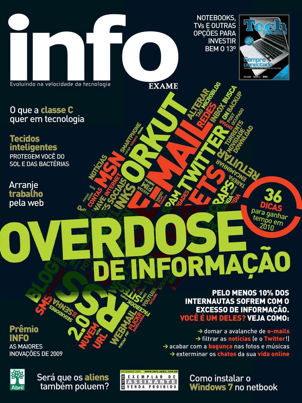 Dez 2009 by Revista INFO - issuu d0ac69fbcb3